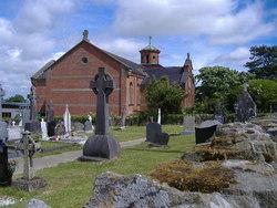 Ardmore New Cemetery, St. Mary's RC Church, Ardmor