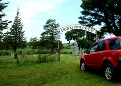 Luccocks Grove Cemetery
