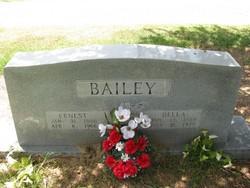 Ernest Bailey
