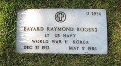 Bayard Raymond Rogers