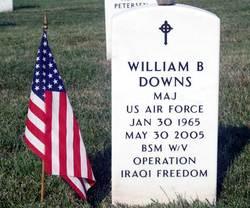 Maj William B. Downs