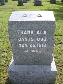 Frank Olie Ala