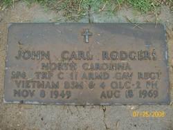 Spec John Carl Rodgers