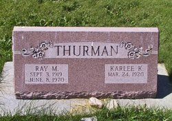 Ray Mccombs Thurman