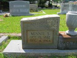 Minnie Armasia <i>Stanley</i> Bartlett