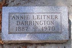 Annie Leitner Darrington
