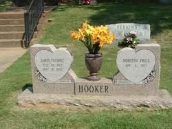 James Fredric Hooker