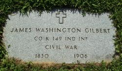James Washington Gilbert