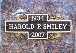Harold Phillip Phil Smiley