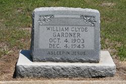 William Clyde Gardner