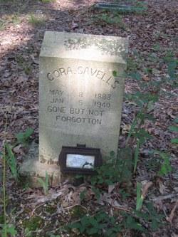 Cora Catherine <i>Joyce</i> Savells