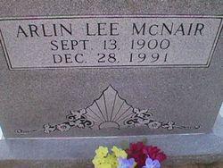 Arlin Lee <i>Sanford</i> McNair