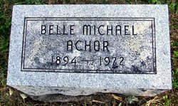 Ida Belle <i>Michael</i> Achor