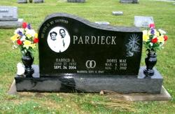 Doris Mae <i>Goecke</i> Pardieck