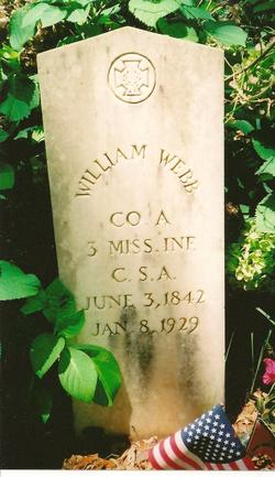 William M. Simmons Webb