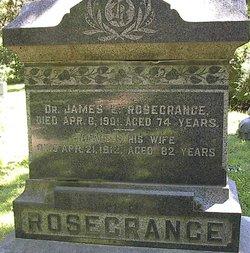 Dr James L Rosecrance