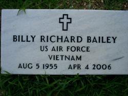 Billy R. Bailey