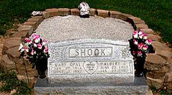 Mary Opal <i>Key</i> Shook