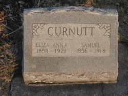 Eliza Ann <i>McClain</i> Curnutt