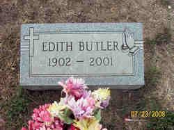 Edith O. Butler