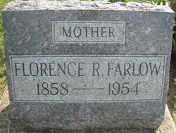 Florence Rosetta <i>James</i> Farlow