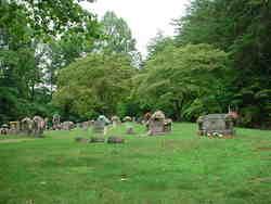 O Zion Baptist church Cemetery