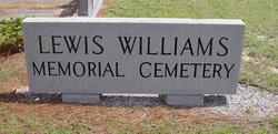 Lewis Williams Memorial Cemetery