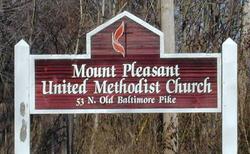 Mount Pleasant United Methodist Church Cemetery