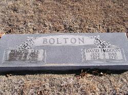 Maggie Lee <i>Cameron</i> Bolton