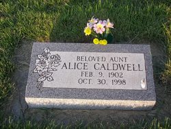 Alice Caldwell