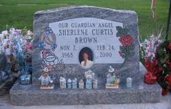 Sherlene <i>Curtis</i> Brown