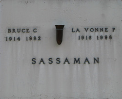 Bruce Cortel Sassaman