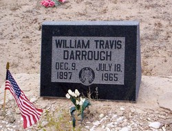William Travis Darrough