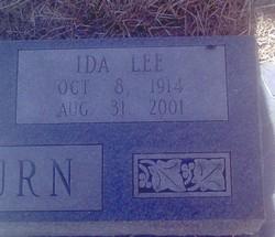 Ida Lee Blackburn