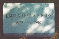 Laura Leona <i>Outcalt</i> Fields