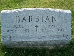 Mary <i>Wiese</i> Barbian