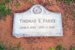 Thomas E. Parks