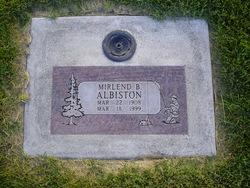 Mirlend B. Albiston