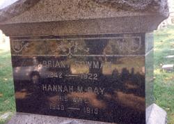 Hannah M <i>Day</i> Bowman