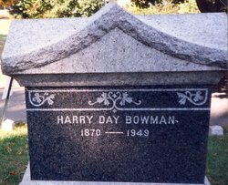 Harry Day Bowman