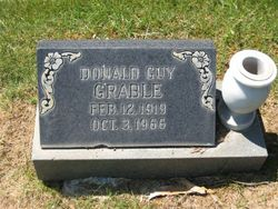 Donald Guy Grable
