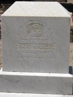 Isaac Watts Hogle