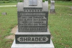 Rebecca A. <i>Pyle</i> Shrader