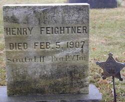 Sgt Henry Feightner