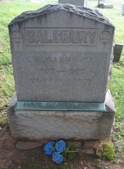 Capt Harmon LeRoy Salsbury
