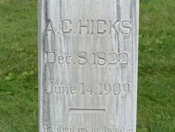 Alfred Carl Hicks