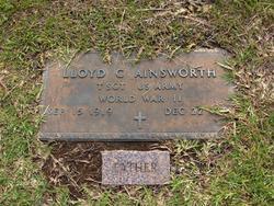 Lloyd C Ainsworth