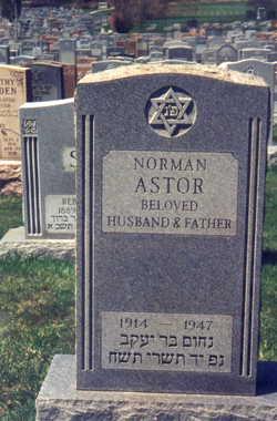 Norman Norm Astor