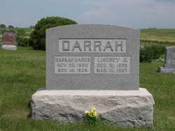 Hannah <i>Haines</i> Darrah