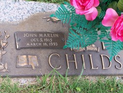 John Marlin Childs